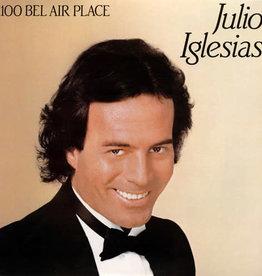 Used Vinyl Julio Iglesias- 1100 Bel Air Place