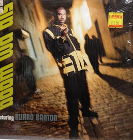 "Used Vinyl Burro Banton- Boom Wa Dis (12"")"