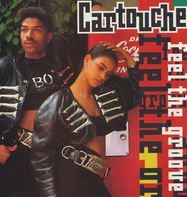 "Used Vinyl Cartouche- Feel The Groove (12"")"