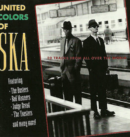 Used CD Various- United Colors Of Ska