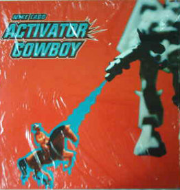 """Used Vinyl Mike Ladd- Activator Cowboy (12"""")"""
