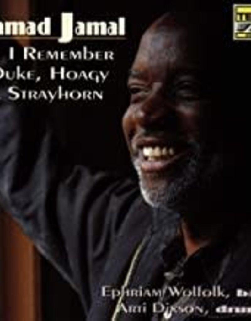 Used CD Ahmad Jamal- I Remember Duke, Hoagy, & Strayhorn
