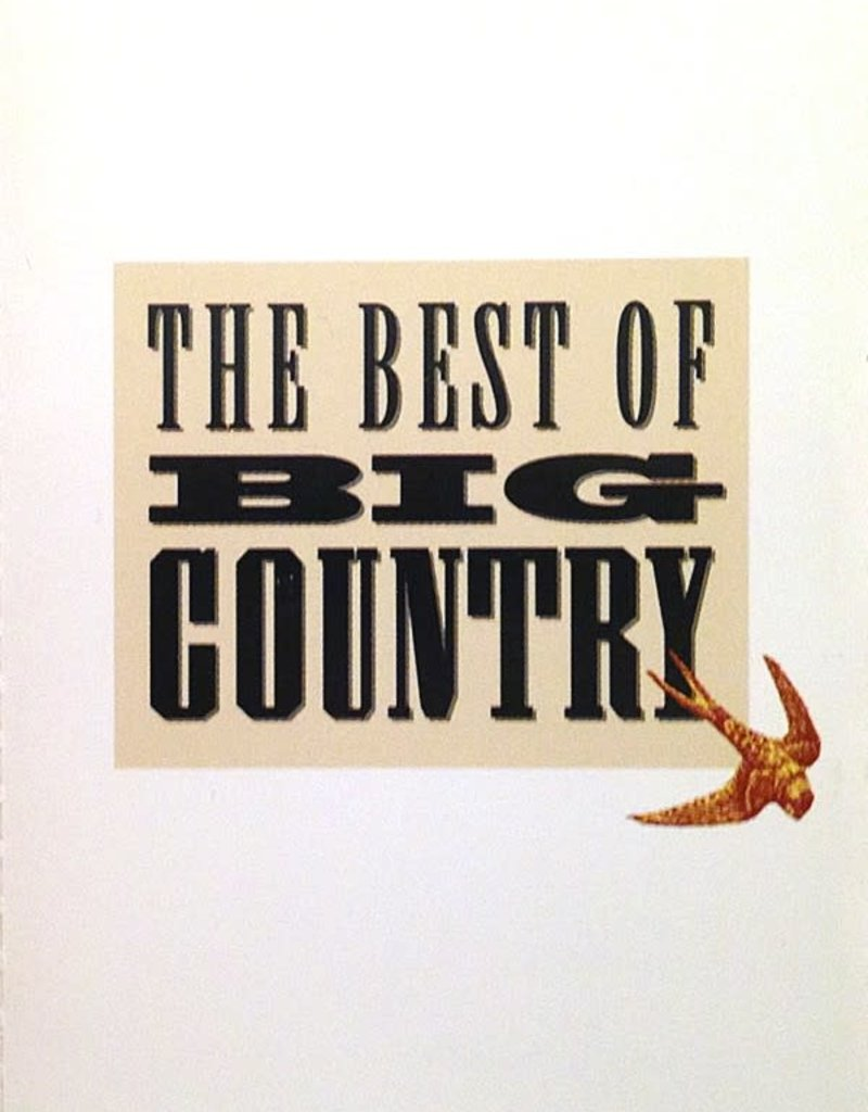 Used Cassette Big Country- The Best Of Big Country