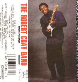 Used Cassette Robert Cray Band- Strong Persuader