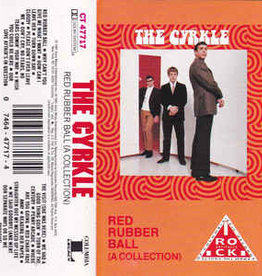 Used Cassette The Cyrkle- Red Rubber Ball (A Collection)