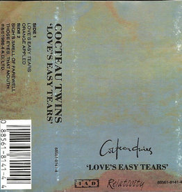 Used Cassette Cocteau Twins- Love's Easy Tears