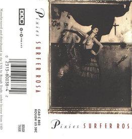 Used Cassette Pixies- Surfer Rosa