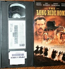 Used VHS Long Ride Home