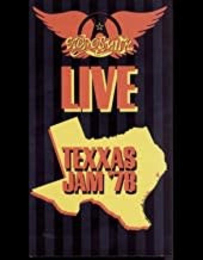 Used VHS Aerosmith- Texxas Jam '78