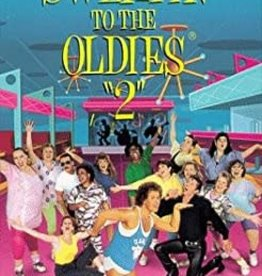 Used VHS Richard Simmons Sweatin' To The Oldies 2