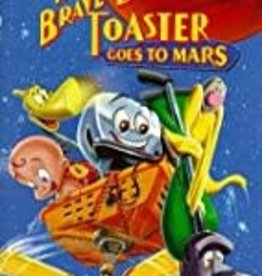 Used VHS Brave Little Toaster Goes To Mars