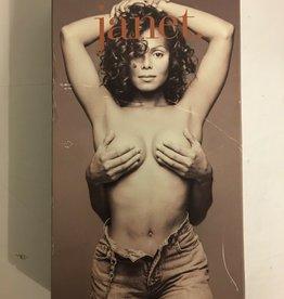 Used VHS Janet Jackson- Janet.