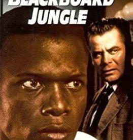 Used VHS Blackboard Jungle