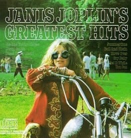 Used CD Janis Joplin- Greatest Hits