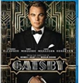 Used BluRay The Great Gatsby