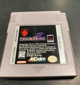 Gameboy Dragonheart Fire & Steel (Cartridge Only)