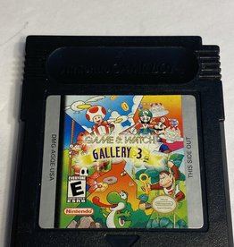 Used Games Game & Watch Gallery 3 (Cartridge Only)