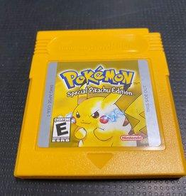 Gameboy Pokemon Yellow (Cartridge Only)