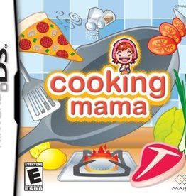 Nintendo DS Cooking Mama