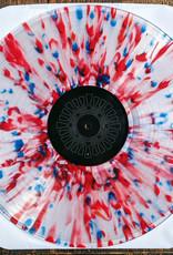 Used Vinyl Animals As Leaders- Weightless (2018 Splatter Series Reissue)(Clear w/Red & Blue Splatter)