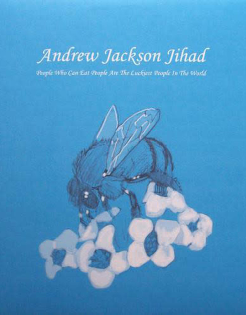 Used Vinyl AJJ (Andrew Jackson Jihad)- People Who Can Eat People Are The Luckiest People In The World (Light Purple Marbled)