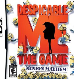 Nintendo DS Despicable Me The Game: Minion Mayhem