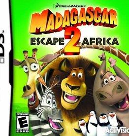 Nintendo DS Madagascar Escape 2 Africa