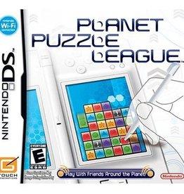 Nintendo DS Planet Puzzle League