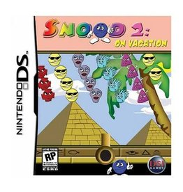 Nintendo DS Snood 2 on Vacation