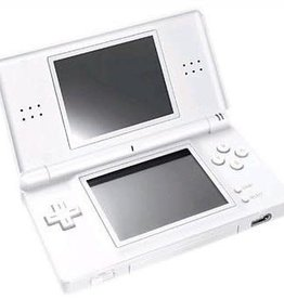 Nintendo DS Nintendo DS Lite (w/Charger): White
