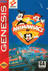 Sega Genesis Animaniacs