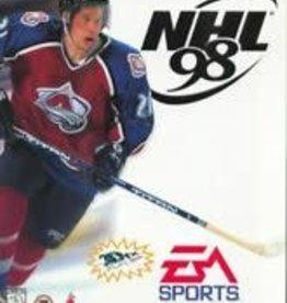 Sega Genesis NHL 98