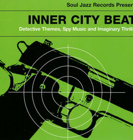 Used Vinyl Various- Inner City Beat! Detective Themes, Spy Music And Imaginary Thrillers (No Book)(UK)