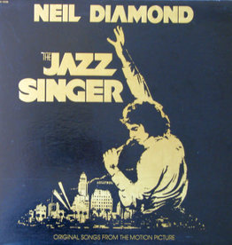 Used Vinyl Neil Diamond- The Jazz Singer Soundtrack
