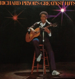 Used Vinyl Richard Pryor- Greatest Hits