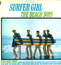 Used Vinyl Beach Boys- Surfer Girl (1976 Reissue)