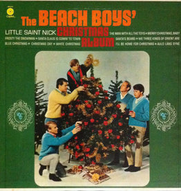 Used Vinyl The Beach Boys- Christmas Album