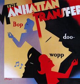 Used Vinyl Manhattan Transfer- Bop Dop-Wopp