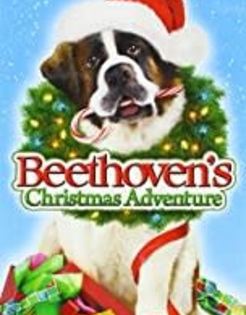 Used DVD Beethoven's Christmas Adventures