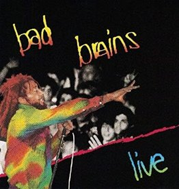 Used CD Bad Brains- Live