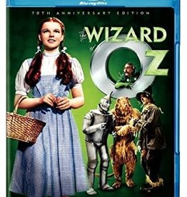 Used BluRay Wizard Of Oz