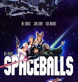 Used BluRay Spaceballs (25th Anniversary Edition)