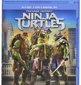 Used BluRay Teenage Mutant Ninja Turtles (2014)