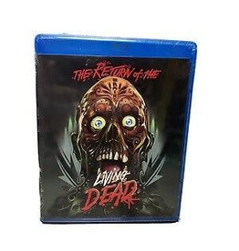 Used BluRay Return Of The Living Dead