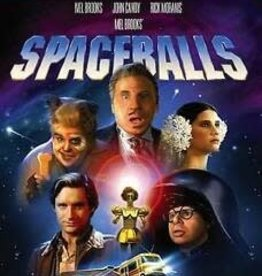 Used BluRay Spaceballs