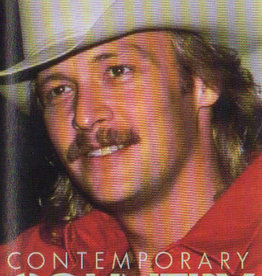 Used Cassette Various- Contemporary Country Hot Country Dancin'
