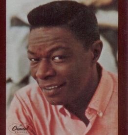 Used Cassette Nat King Cole- Unforgettable