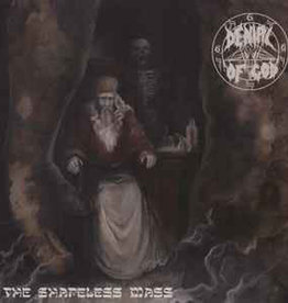 Used Vinyl Denial Of God- The Shapeless Man (Grey)
