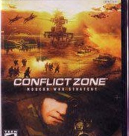 PS2 Conflict Zone Modern War Strategy