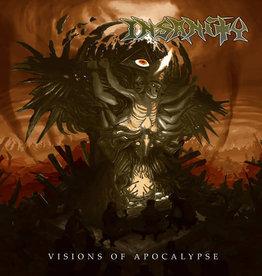 Used Vinyl Insanity- Visions Of Apocalypse